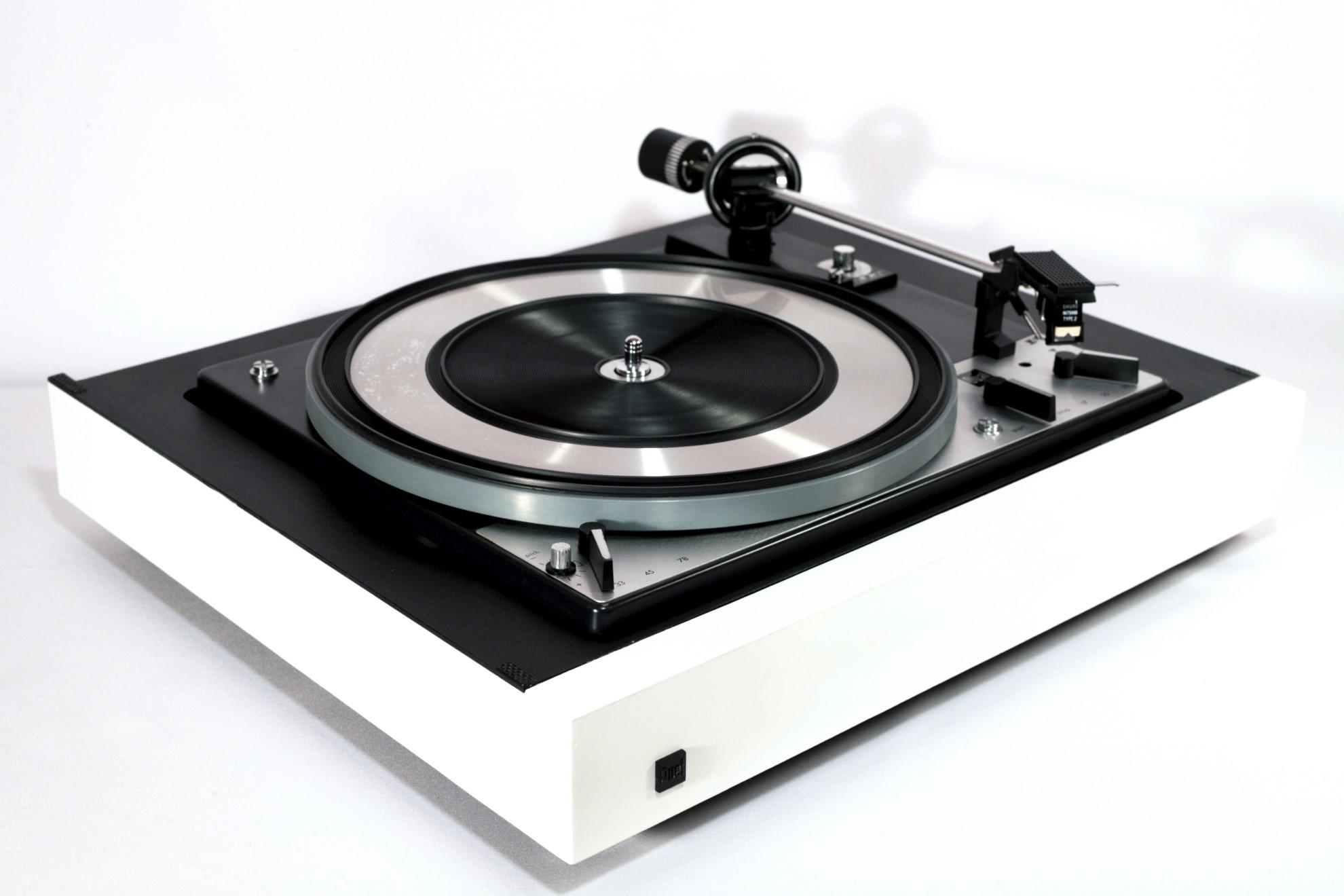 Bardzo dobry A little taste of idler sound - DUAL 1218 - MV Audio Labs DV48