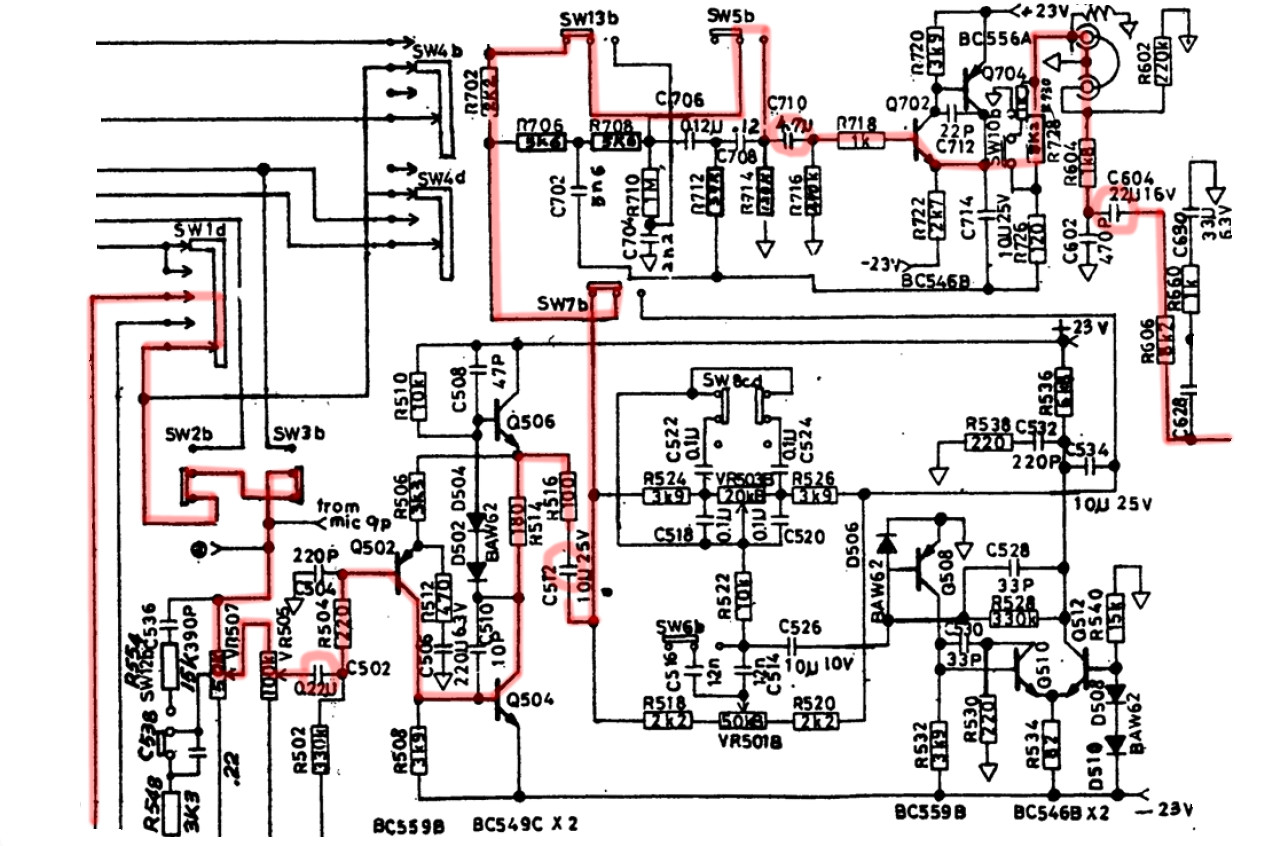 NAD 3080 Amplifier Review&Measurements - MV Audio Labs Nad Schematic on
